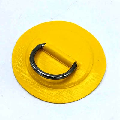 PVC D-Ring Patch