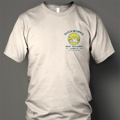 Duckworks Retro Logo T-Shirt