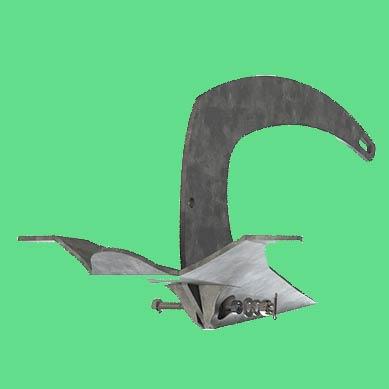 Mantus M2 Galvanized Anchors