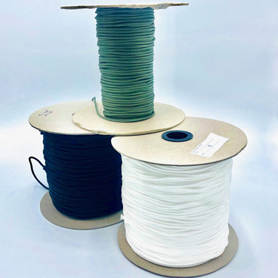 3mm Braided Polypropylene VB cord