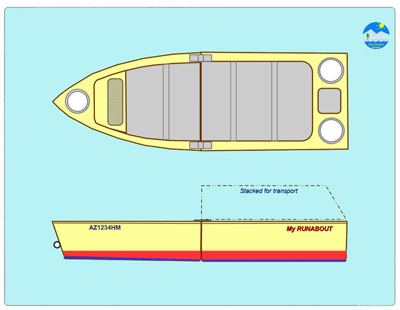 8' Runabout Plans