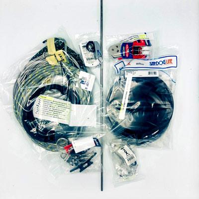 OZ Goose/OZ Racer Hardware & Lines Kits