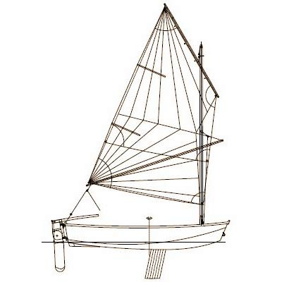 Sinbad Nesting Dinghy Plans