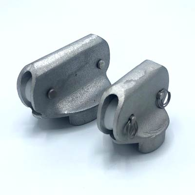 Factory West Wight Potter Masthead fittings